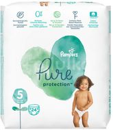 Pampers Pure protection S5 24ks