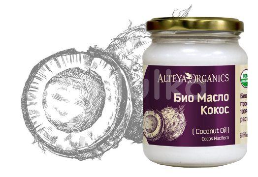 Bio Alteya Kokosový olej 100% 200ml