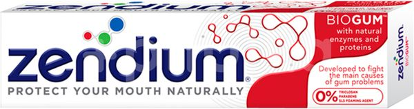 Zendium zubní pasta Biogum 75ml