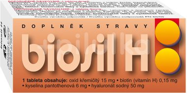 Biosil H 60 tablet