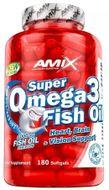 Amix Super Omega 3 180 kapslí