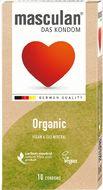 Masculan Veganské kondomy Organic 10ks