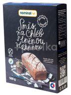 Nominal Bezlepková směs na chléb s lněnou vlákninou 500g