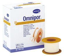 Náplast Omnipor netkaný textil 2.5cmx5m 1ks