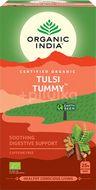 Organic India Tulsi Tummy pro správné trávení BIO 25 sáčků