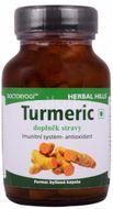Herbal Hills Turmeric 60 kapslí
