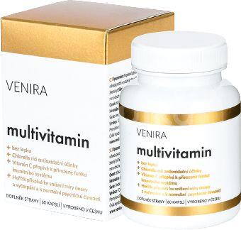 Venira Multivitamín 60ks