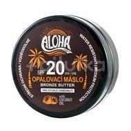Vivaco Aloha Tělové opalovací máslo SPF20 coconut oil 200ml