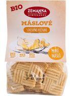 Biopekárna Zemanka Máslové bio sušenky s ovesnými vločkami 100g