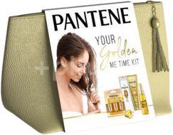 Pantene Sada Intensive Repair: Šampon + Hloubkový balzám + Olej bez oplachování + 3Ampule