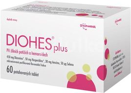 Diohes plus 60 tablet