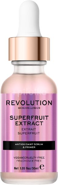 Revolution Skincare Superfruit Extract – Antioxidant Rich Serum & Primer sérum 30ml