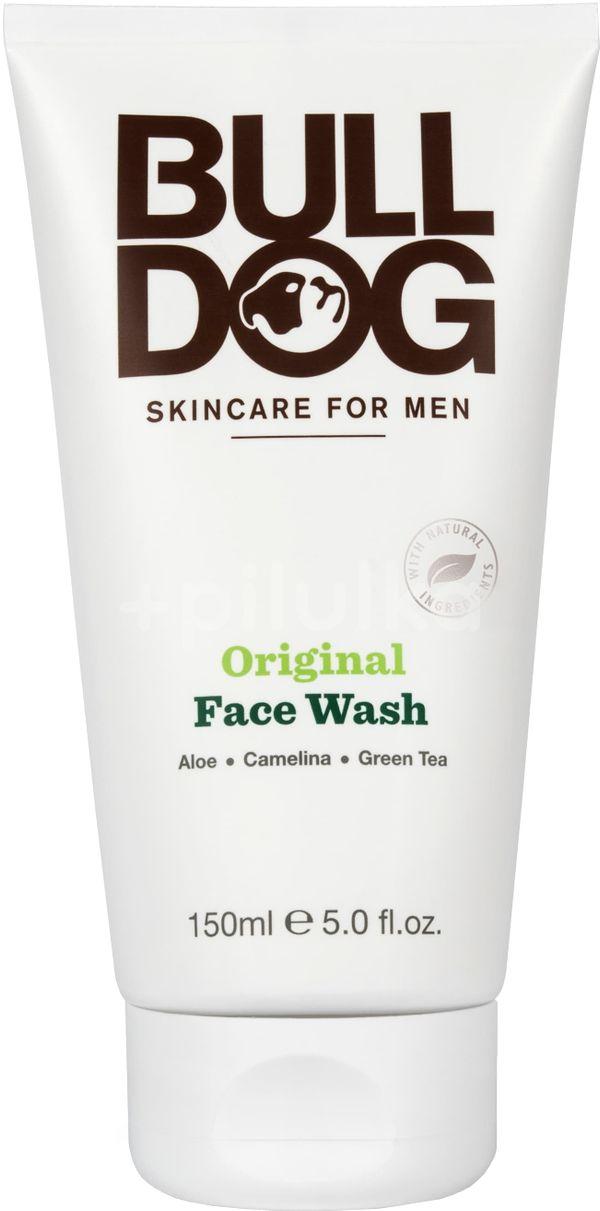 Bulldog Skincare Čistící gel pro normální pleť 150ml