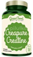 GreenFood Nutrition Creapure Creatine 120kapslí