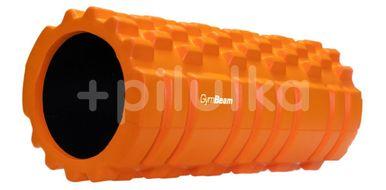 GymBeam Valec na cvičení Fitness Roller Orange - oranžová