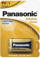 Panasonic 6LR61APB/1BP alkaline power