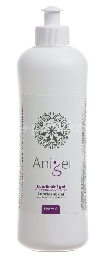 Anigel lubrikační gel 500 ml