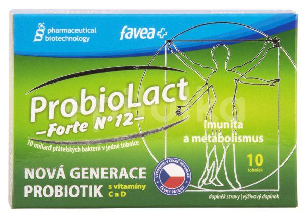 ProbioLact forte N°12 10 tobolek