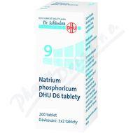 Natrium phosphoricum DHU D5-D30 tbl.nob.200