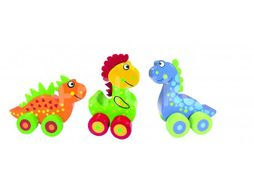Orange Tree Toys Moji první dinosauři 3ks
