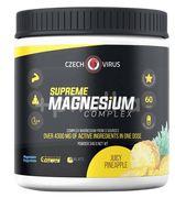 Czech Virus Supreme Magnesium Complex šťavnatý ananas 340 g