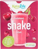 KetoLife Proteinový shake, Višeň 150g