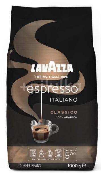 Lavazza Espresso Italiano Classico zrnková 1000g
