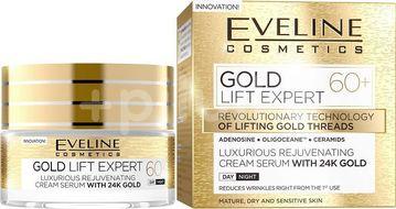 Eveline Gold Lift Expert Day & Night cream 60+ 50ml