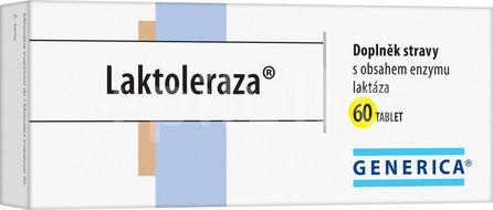 Generica Laktoleraza 60 tablet
