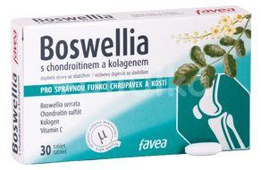 Boswellia s kolagenem 30 tablet
