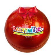Terezia RAKYTNÍČEK+ želatinky Vánoční koule červená 50ks