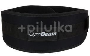 Fitness opasek Frank – GymBeam black – velikost S