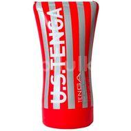 Tenga Pánský masturbátor Soft Tube Cup Ultra Size červený