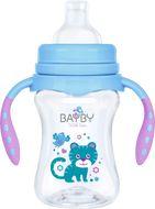 Bayby Trénovací lahev modrá 12m+ 240ml