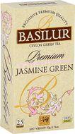BASILUR Premium Jasmine Green 25x2g