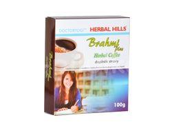 Herbal Hills Bylinná káva Brahmi 100g
