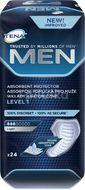 TENA Men Absorbent protector Level 1 Inkontinenční vložky 24ks