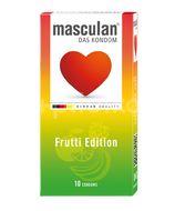 Masculan Kondomy Frutti Edition 10ks