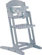 Baby Dan rostoucí dřevěná židlička DanChair GREY