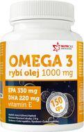 Omega 3 Rybí olej 1000mg EPA330mg/DHA220mg 150 kapslí
