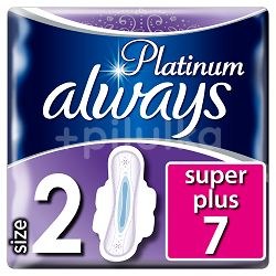 Always vložky Ultra Platinum Super 8ks