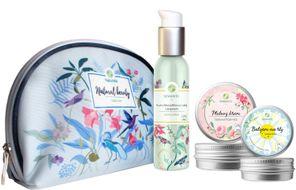 Semante by Naturalis Pure beauty - sada přírodní kosmetiky pro ženskou krásu BIO 3ks