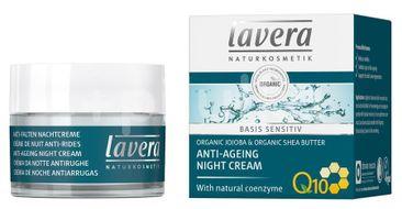 Lavera Basis Noční krém Q10 50ml