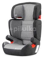 Autosedačka Junior Fix Isofix Black / Gray 15-36kg Kinderkraft 2019