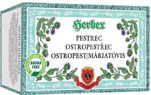 HERBEX Ostropestřec mariánský 20x3g