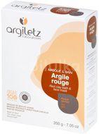 Argiletz Jíl červený ultra ventilovaný maska & koupel 200g