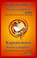 CAPSICOLLE Kapsaicinová hřejivá náplast 12x18cm 1ks