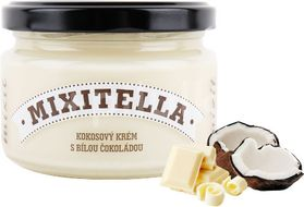 Mixit Mixitella - Kokosový krém s bílou čokoládou 250g