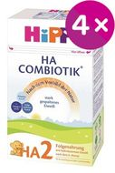 HIPP MLEKO HiPP HA2 Combiotic 4x500g