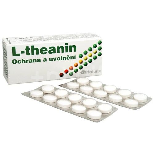 L-theanin 30 tablet